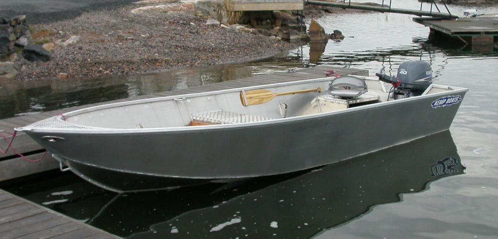 Kemp Boats